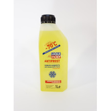 LIQUI MOLY Жидкость стеклоомывателя зимняя ANTIFROST Scheiben-Frostschutz Konzentrat (-70С) концентрат (1 л)