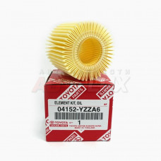 04152YZZA6 Фильтр масляный (картридж) TOYOTA Auris/ Avensis 09-/ Corolla 09- 1.6/ Rav 4 OE