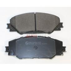 05P1282 Колодки дисковые TOYOTA Rav 4 2.0VVT-i/2.2D-4D 06-/ Auris 10- передн.