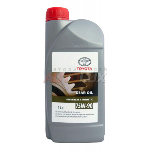 08885-02106 TOYOTA Масло трансм. Gear Oil Super 75W90 синт. (1 л)
