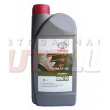 Трансмиссионное масло TOYOTA GL-4/GL-5 80W90 (Европа) (1л)