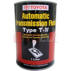 08886-81016 TOYOTA жидкость трансмиссионная  ATF Type-Т-IV 1л.