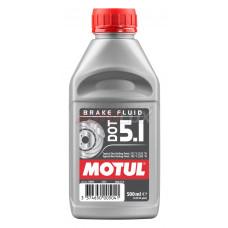100950 MOTUL Жидкость тормозная DOT-5.1 Brake Fluid (500 мл)