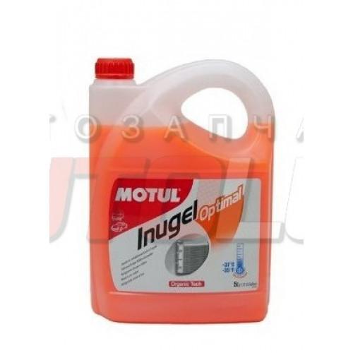 101070 MOTUL Антифриз Inugel Optimal Ultra концентрат (красный) (5 л)