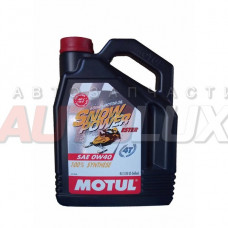 101231 MOTUL Масло мот. 4T Snow Power 0W40 для МОТО