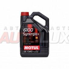 Моторное масло MOTUL 6100 Synergie+SAE 10w40 (4л)