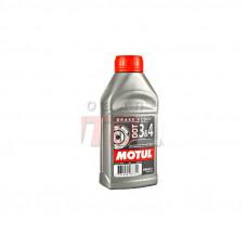 102718 MOTUL Жидкость тормозная DOT-3/4 Brake Fluid (500 мл)