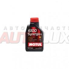 102781 MOTUL Масло мот. 6100 Synergie+ SN/CF A3/B4 10W40 (1 л)