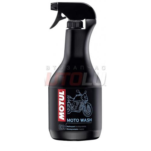 102997 MOTUL Средство моющее MC CARE E2 Moto Wash концентрированое (1 л) (триггер) для МОТО