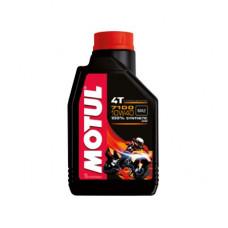 Масло MOTUL 7100 4T 10/40 синт (1л)