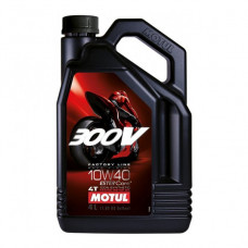 Масло моторное MOTUL 300V 4T FL Road Racing 10w40 (4L)