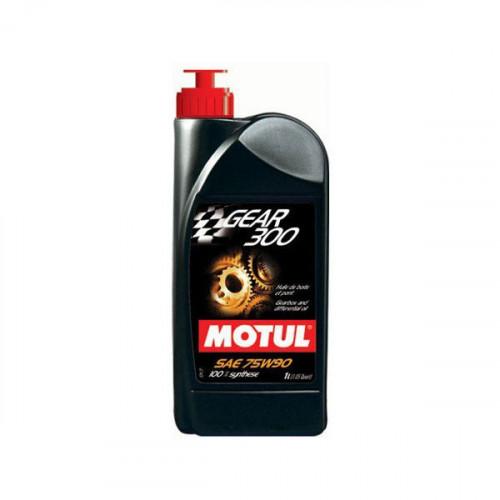 105777 MOTUL Масло трансм. Gear300 75W90 (1 л)