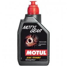 Трансмиссионное масло MOTUL MotylGear 75w80 (1л)