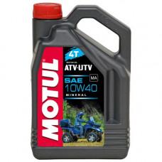 MOTUL ATV-UTV 4Т 10w40 (4л)