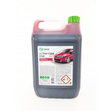 GRASS Автошампунь для бесконтактной мойки ACTIVE FOAM PINK (розовый) (6 л)