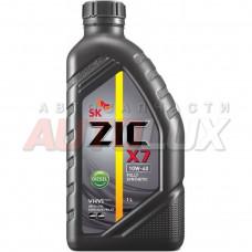 132607 ZIC Масло мот. X7 DIESEL 5000 10W40 синт. (1 л)