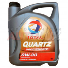 Total Quartz 9000 ENERGY 0w30 синт.мот.масло 4 л.