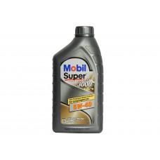 152567 MOBIL Масло мот. Super 3000 X1 A3/B4 5W40 синт. (1 л)