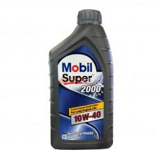 152569 MOBIL Масло мот. Super 2000 X1 SL/CF B5 10W40 п/с (1 л)
