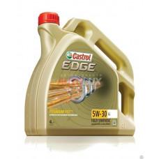 Масло мот. CASTROL EDGE 5w30 LL fst (4л)