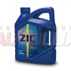162622 ZIC Масло мот. X5 SM A 10W40 п/с (4 л)