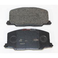Колодки тормозные передние Toyota Camry 86-91, Carina II 87-, Celica -