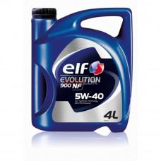 194873 ELF Масло мот. Evolution 900 NF SL/CF A3/B4 5W40 синт. (4 л)