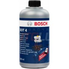BOSCH Тормозная жидкость DOT4 500ml [пласт. уп.]