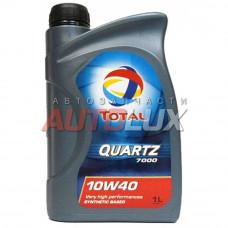 Total Quartz 7000 ENERGY 10w40 п/синт.мот.масло 1 л.