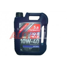 2287 LIQUI MOLY Масло мот. Optimal SL/CF A3/B3 10W40 п/с (5 л) АКЦИЯ