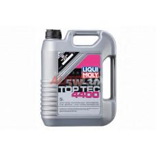 2322 LIQUI MOLY Масло мот. HC Top Tec 4400 C4 5W30 синт. (5 л) Специально для Renault!!!