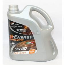253142415 G-ENERGY Масло мот. Synthetic Far East SN 5W30 GF-5 синт. (4 л)