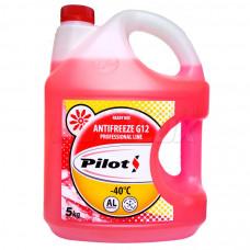 3207 PILOTS Антифриз Ready Mix -40 G12 готовый (красный) (5 л)