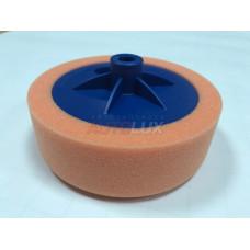 SOLID Полировальный круг MOP UP поролоновый М14 (оранжевый) (150x50 мм)