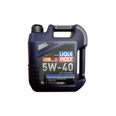 3926 LIQUI MOLY Масло мот. Optimal Synth SN/CF A3/B4 5W40 синт. (4 л)