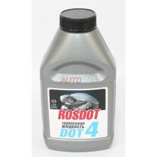 430101H17 ROSDOT Жидкость тормозная DOT-4 (250 гр)