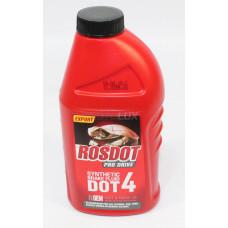 430110012 ROSDOT Жидкость тормозная Pro Drive DOT-4 (910 гр)