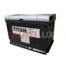 4607008882216 TITAN Аккумуляторная батарея Standart 66Ah, 630A о/п (-/+)