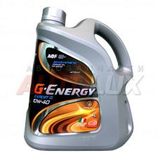 4630002597558 G-ENERGY Масло мот. Expert G SG/CD 10W40 п/с (4 л)