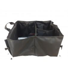 AUTOBRA Органайзер в багажник автомобиля, складной (черный) (520x420x280 мм)