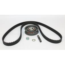 530014910 Комплект ГРМ ремень [124 зуб.,18mm] + ролик VW Golf 3/4/Vento/Passat/Sharan/T4 2.0 (2E/ADY/AKR/AGG) 90-10 INA