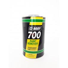 BODY Смывка старой краски HB 700 Paint Remover (1 л)