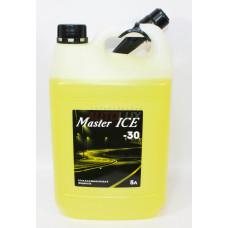 Жидкость стеклоомывателя низко-замерзающая Polar View Master-ICE (-30) (5 л)
