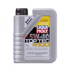 7500 LIQUI MOLY Масло мот. HC Top Tec 4100 SN/CF A3/B4/C3 5W40 синт. (1 л) Специально для MERCEDES, BMW!!!!