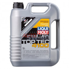 7501 LIQUI MOLY Масло мот. HC Top Tec 4100 SN/CF A3/B4/C3 5W40 синт. (5 л) Специально для MERCEDES, BMW!!!!