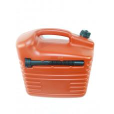 ВМФАВОРИТ Канистра с заливным устройством (пластик) (10 л)