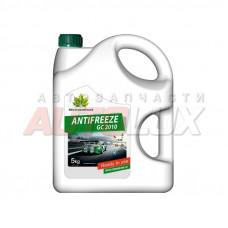 Антифриз Антифриз GreenCool GС2010 [зеленый], готовый, 5кг