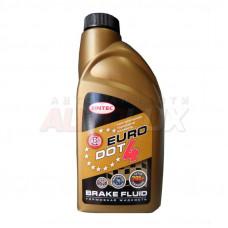 800772 SINTEC Жидкость тормозная EURO DOT-4  (455 гр)