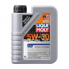 LM 1192 Моторное масло HC-синт. LEICHTLAUF SPECIAL LL  5W30 (1л)Opel