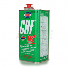 83290429576 FUCHS Масло гидравл. PSF-CHF 11S (для ГУР) синт. (зелёное) (1 л)